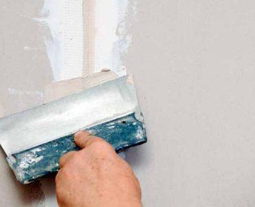Трещины в штукатурке, трещины в стене, как заделать трещины