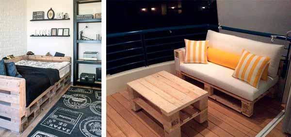 Мебель из поддонов своими руками, поддон диван