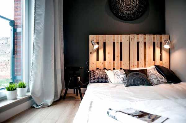 Мебель из поддонов своими руками, поддон кровать