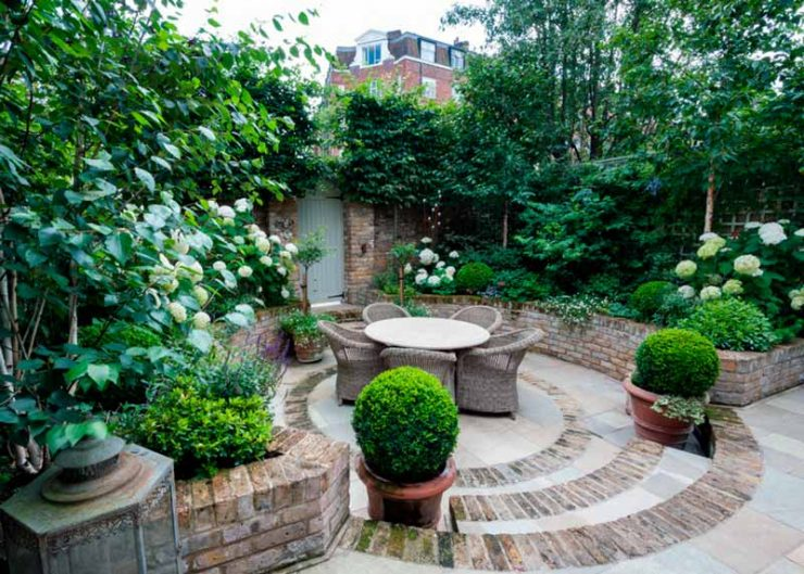 Ландшафтный стиль, пейзажный стиль, регулярный сад, регулярный стиль