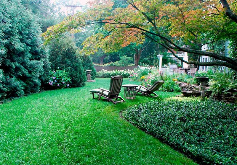 Ландшафтный стиль, пейзажный сад, пейзажный сад