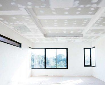 Потолок гипсокартон, подвесной потолок, гипсокартонный потолок своими руками, устройство гипсокартонного потолка