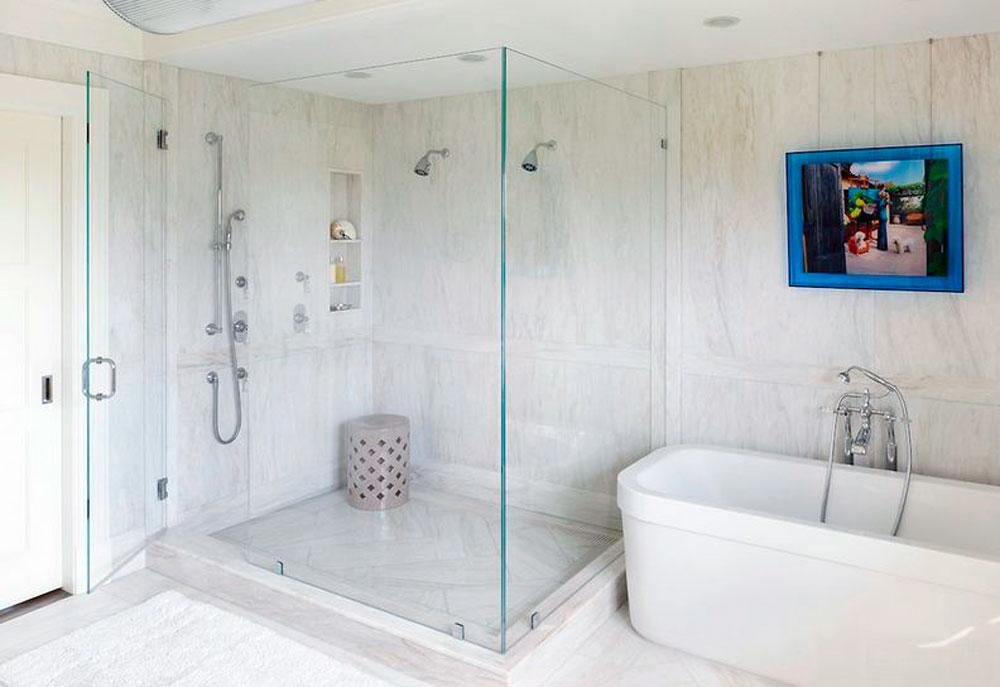 Ванна с душевой кабиной, душевая кабина с ванной, выбор душевой кабины, душевой поддон