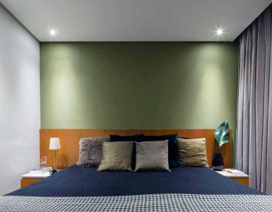 Освещение в спальне: настольная лампа или торшер? Освещение в спальне, Атмосфера в спальне, светильник спальня