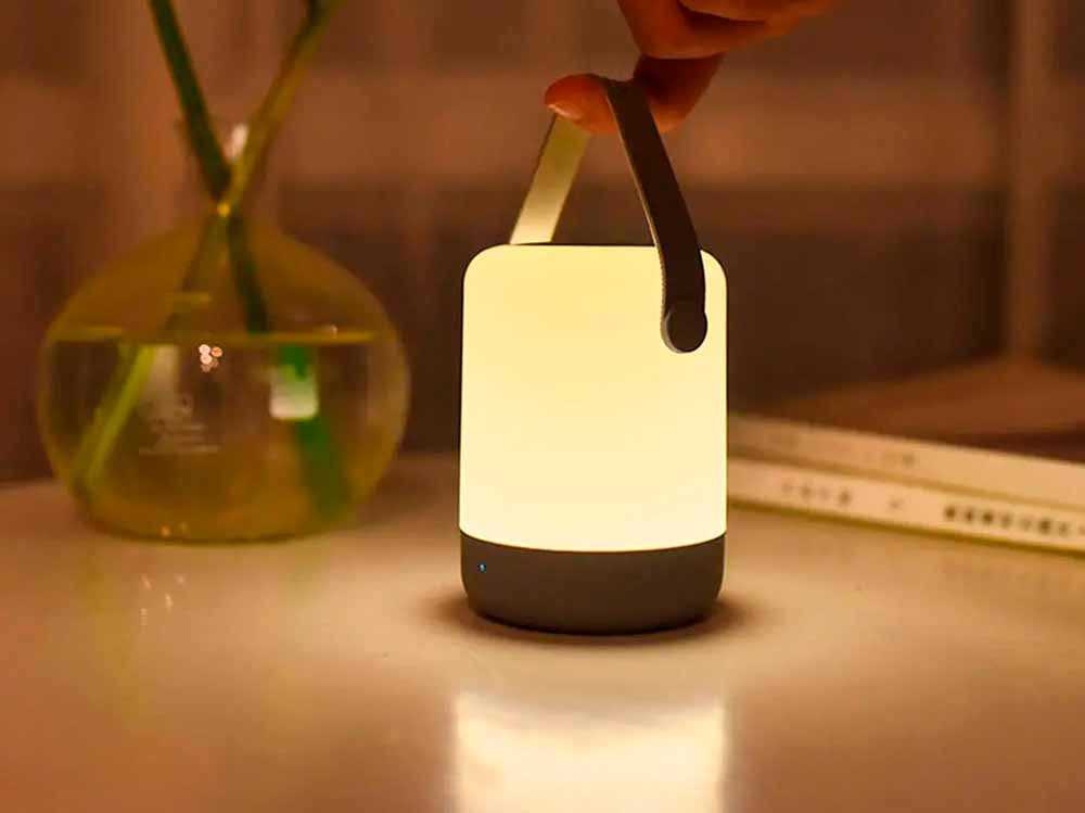 переносной светильник, освещение в спальне, свет для спальни